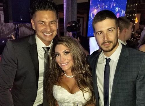 'Jersey Shore' Wedding Album: See Photos of Snooki, JWoww, and Deena's Dresses!