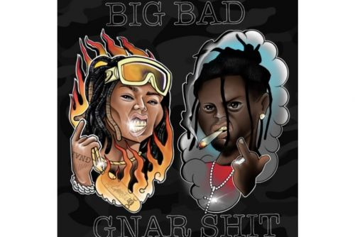 Stream Lil Gnar & Germ's Collab EP, 'Big Bad Gnar Sh*t'