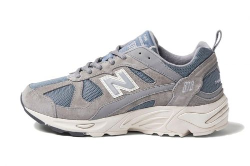 New Balance Dresses Its 878 In Signature Gray Hues