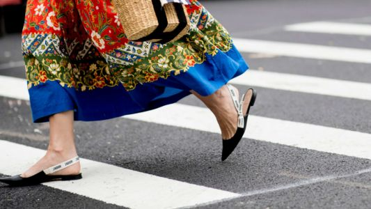 21 Pointed-Toe Flats to Put Some Spring in Your Step