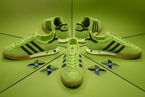 """Size? and adidas Orignals Debut Archive-Inspired Kelger Super """"Running Spike"""""""