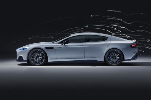 Aston Martin Delivers 700lb-ft of All-Electric Torque in Limited-Edition Rapide E