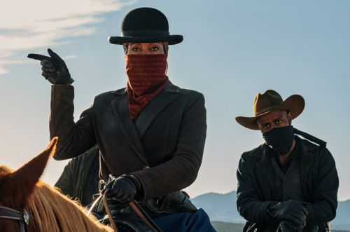 Harder They Fall's Jeymes Samuel on new westerns and forgoing racist slurs