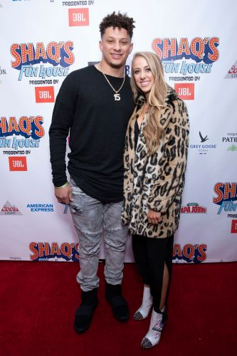 Kansas City Chiefs QB Patrick Mahomes and Fiancee Brittany Matthews Expecting Baby No. 1