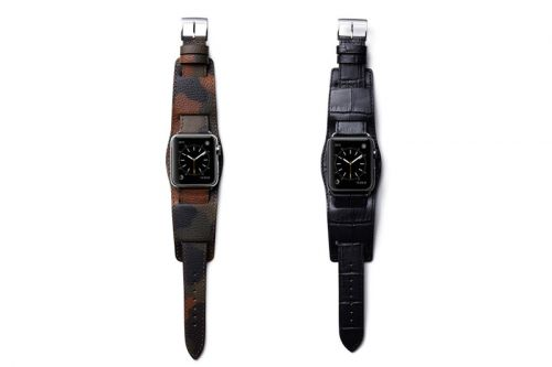 HEAD PORTER Showcases Apple Watch Straps