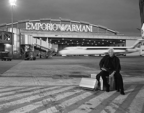 Emporio Armani Will Hold Their SS19 Show at The Milan Airport