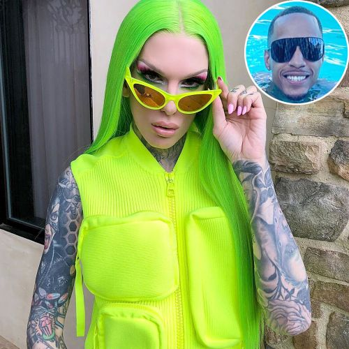Jeffree Star's Ex Andre Marhold Shades Him After Being Accused of Stealing