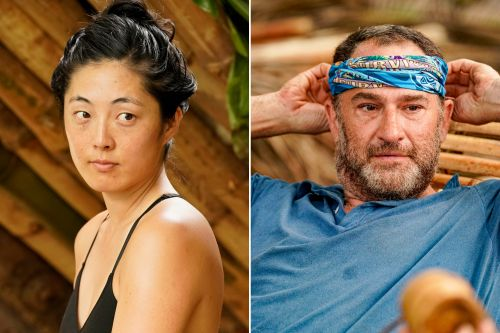'Survivor' contestant accused of unwanted touching - and his accuser was voted off