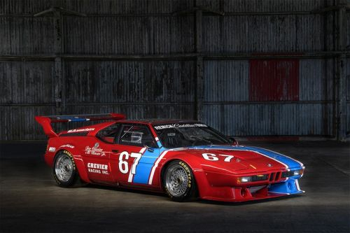 RM Sotheby's to Auction a BMW M1 Procar
