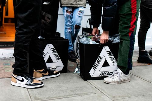 Palace to Open Pop-Up Shop in Shanghai