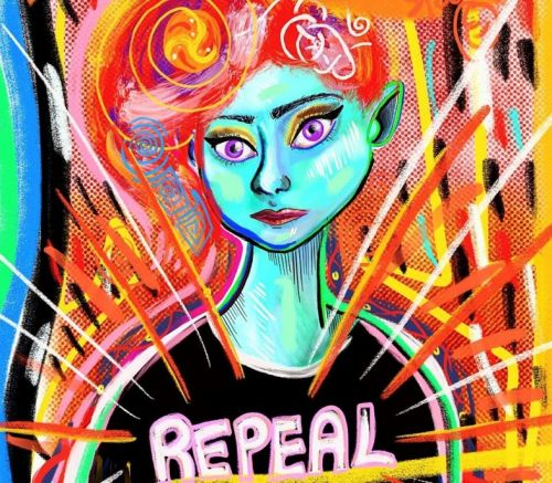 Despite IRL and URL abuse, Ireland's pro-choice activists remain strong