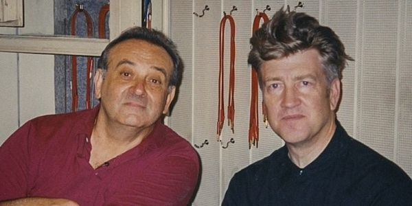 David Lynch is releasing an album with composer Angelo Badalamenti