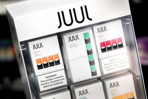 Federal Prosecutors Are Conducting a Criminal Probe into JUUL