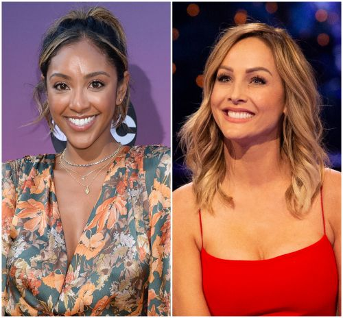 Producer Leaves Clue About Tayshia Adams Possibly Replacing Clare Crawley as the New Bachelorette