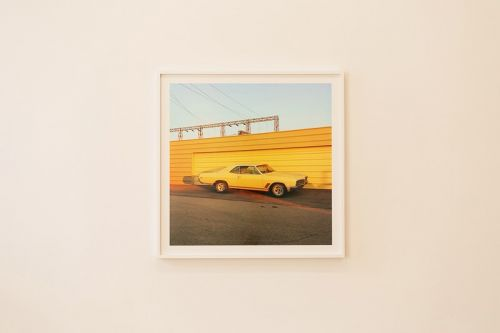 "Take a Look Inside William Eggleston's ""2 ¼"" Exhibit in London"