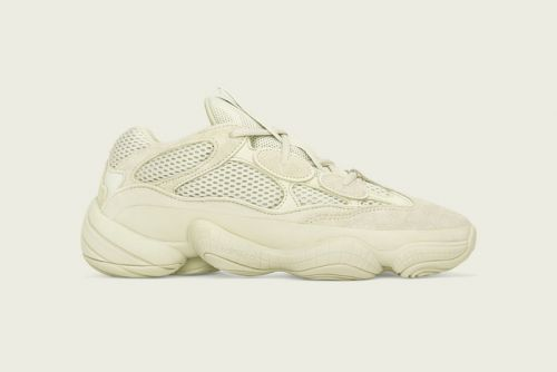 "Here's the Official Store List for the adidas YEEZY 500 ""Supermoon Yellow"""