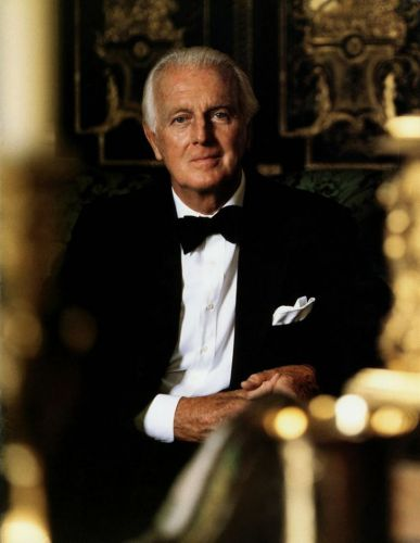 Hubert de Givenchy sadly passes away, at the age of 91