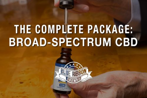 The Complete Package: Broad-Spectrum CBD