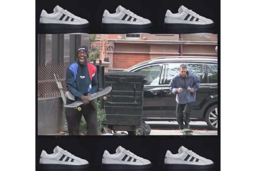 Palace Announces FW18 adidas Sneaker Collab Releasing Very Soon