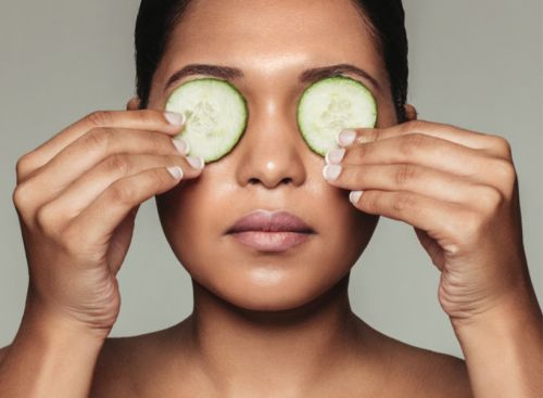 How I Learned to Love the Dark Circles Under My Eyes