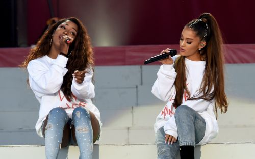Ariana Grande's Friends Help Her 'Get Out Of Dark Times And Sadness'