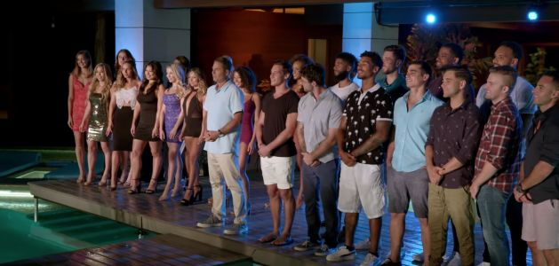 'Temptation Island' Host Mark L. Walberg Promises The Show Will Be 'Sick' With 24/7 Drama