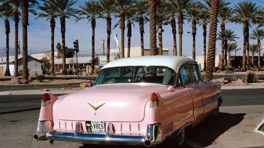 Fear and fantasy in Las Vegas: photography by Hunter Barnes