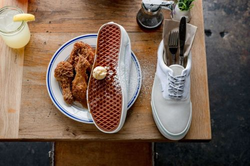 """Vans & Sweet Chick Dish Up Tasty """"Off The Waffles"""" Collaboration"""