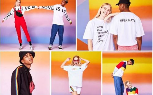 Boohoo promotes LGBT rights with new capsule collection