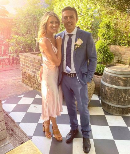 Bachelor's Lesley Murphy Predicted Having a 'Baby First' With Fiance Alex After Delayed Wedding Plans