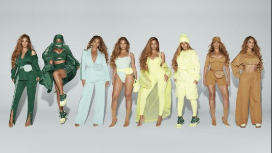 Beyoncé's New Size-Inclusive Ivy Park x Adidas Line Is Here