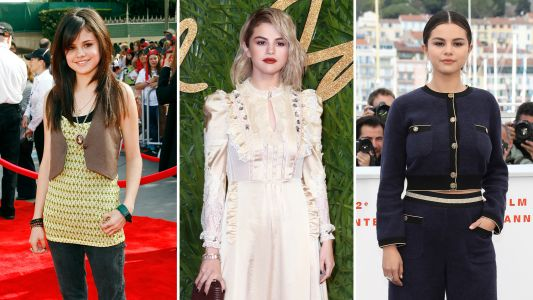 From Disney Teen to Steamy Pop Star: Check Out Selena Gomez's Style Evolution Through the Years