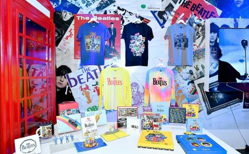 The Beatles pop-up comes to SoHo