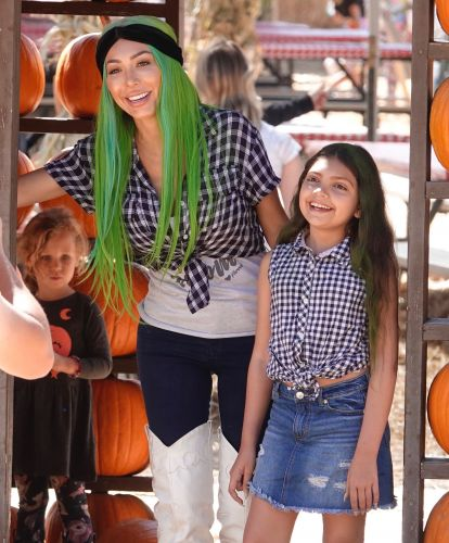Farrah Abraham Spills the Spooky Tea on What She and Daughter Sophia Are Being for Halloween