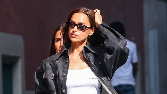 Dropping Hints? Irina Shayk Shops for Lingerie 1 Month After Her Split From Bradley Cooper