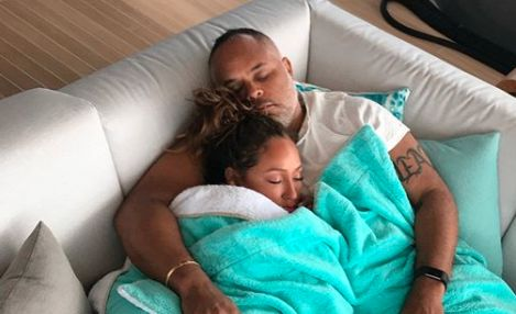'The Real' Host Adrienne Bailon Shares Sweet Birthday Message to Husband Israel: 'My Soulmate'
