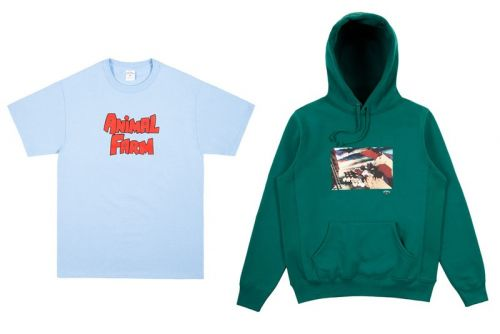 NOAH NYC Delivers Politically-Charged Animal Farm Capsule Collection
