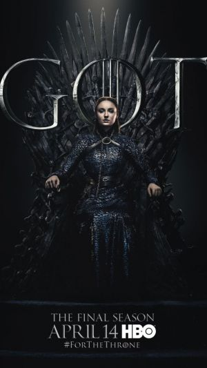 Sophie Turner Hasn't Said A Word to Priyanka Chopra About the 'Game of Thrones' Finale