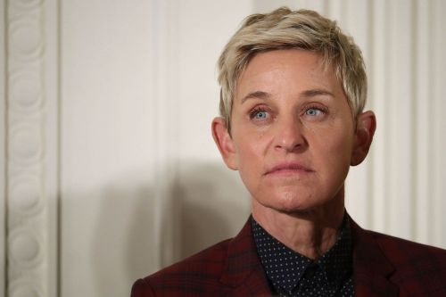 Ellen DeGeneres Jokes About Recent Accusations Of Not Paying Staff Overtime