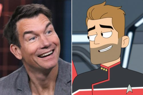 'Star Trek: Lower Decks' actor Jerry O'Connell dishes on animated series