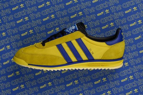 Size? and adidas Originals Resurrect SL76 For Latest Archive Release