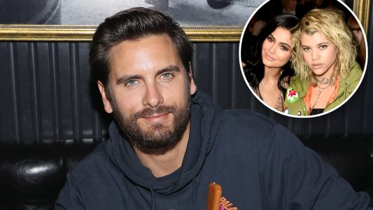 Scott Disick Totally Approves of Sofia Richie Being 'So Close' With Kylie Jenner: He's 'Really Happy'