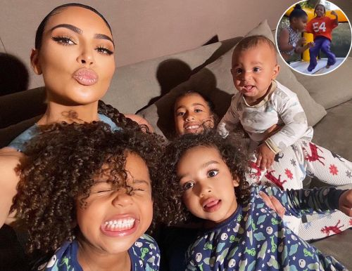 Psalm West's Construction-Themed 2nd Birthday Party Was a Total Blast - See Photos!