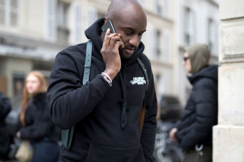 Watch The Off-White Menswear Spring/ Summer 2019 Show Live From Paris