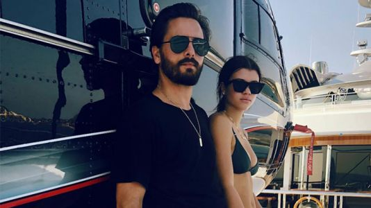 Sofia Richie Professes Her Love for Scott Disick, Shares Sexy Snap on His Birthday