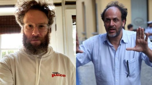 Luca Guadagnino is teaming up with Seth Rogen for his next film