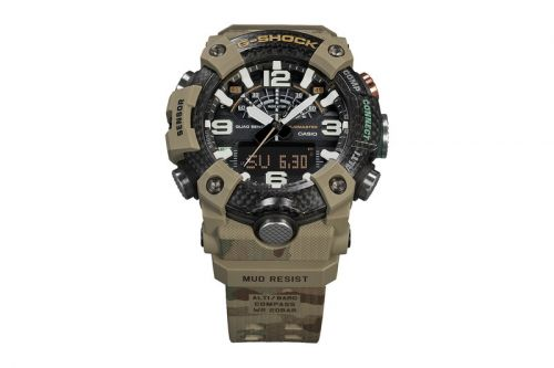G-SHOCK Joins The British Army for Rugged Mudmaster