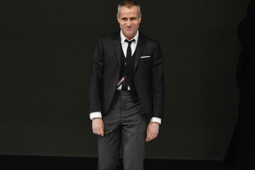 Thom Browne Teases Partnership With Samsung