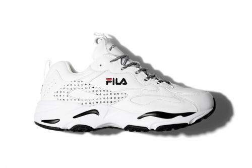 FILA Taps 10 Corso Como for Two Crisp Monochromatic Footwear Pieces