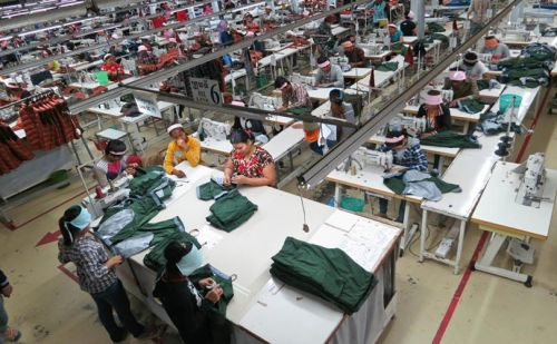 Sexual harassment is prevalent in the garment industry, says Human Rights Watch